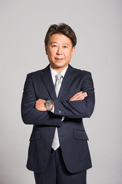 代表取締役社長 藪下 昌宏