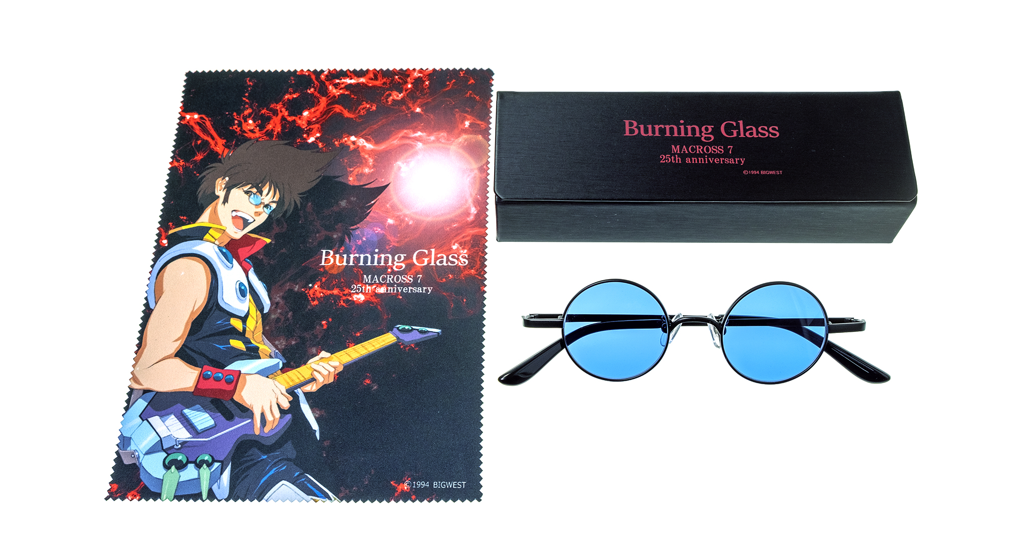 Burning Glass<br>MACROSS 7 25th anniversary